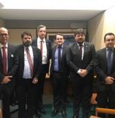 Dagoberto apoia trabalho do Ministério Público