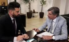 Ministério do Esporte confirma emenda de Dagoberto