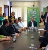 Dagoberto libera R$ 500 mil para entidades de Campo Grande