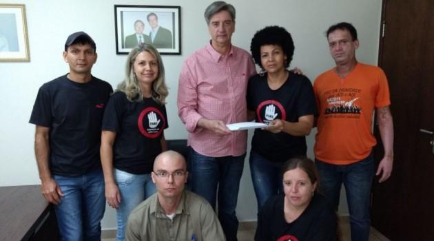 Dagoberto apoia PEC da dignidade aos agentes de saúde