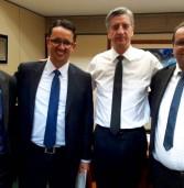Dagoberto destina R$ 1,35 milhão para Cassilândia