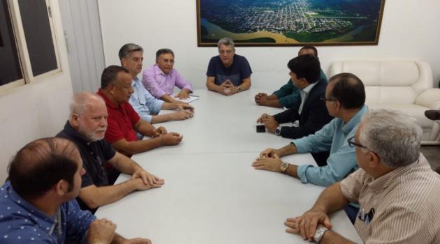Dagoberto Nogueira debate sobre as áreas de livre comércio em Corumbá