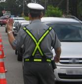 Armas de fogo para agentes de trânsito