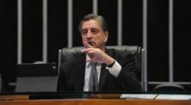 Dagoberto participa de reunião da Mesa Diretora sobre mandato de Maluf