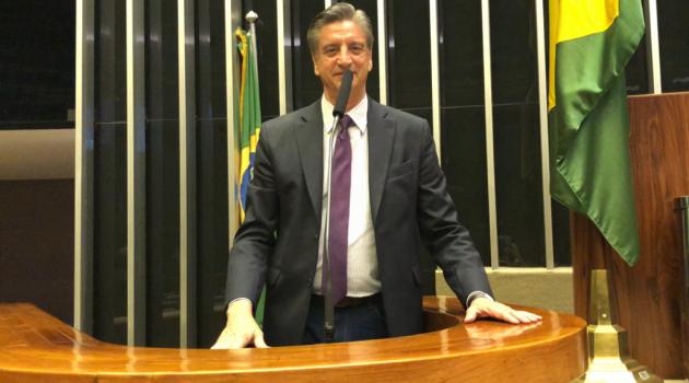 Dagoberto Nogueira agradece pelos 40.233 votos válidos em MS