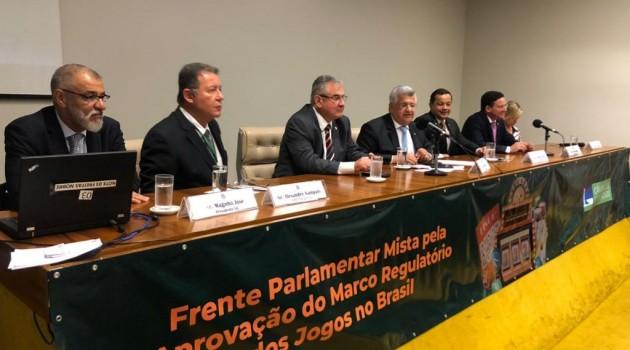 Dagoberto cobra votação em plenário para aprovação de jogos no Brasil