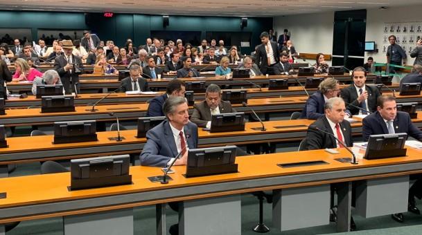 Dagoberto é eleito vice-presidente da Comissão Mista de Orçamento